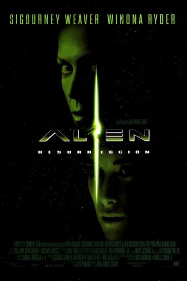 Font Alien La clonazione