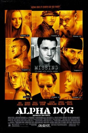 Alpha Dog Font
