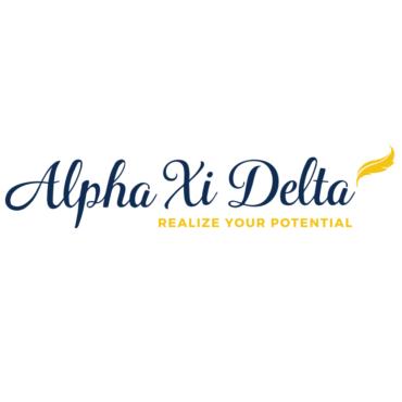 Alpha Xi Delta Font