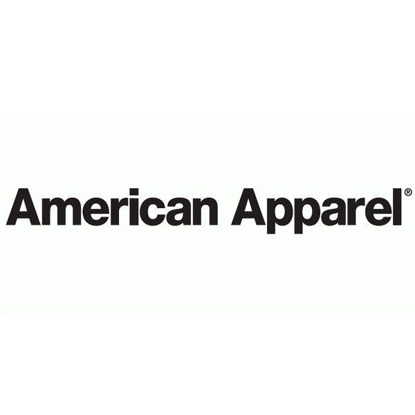 american apparel font