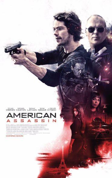 American Assassin Font