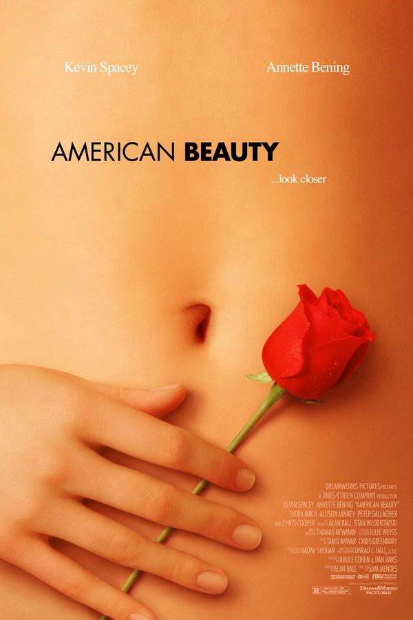 American Beauty Font Futura Typeface Logo