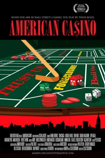 American Casino Font