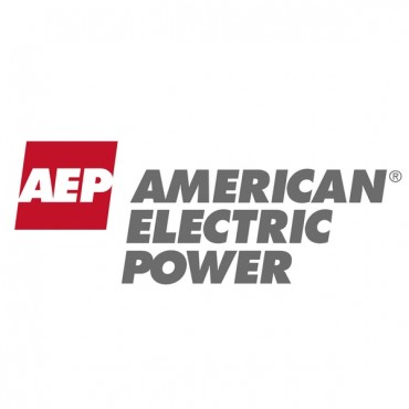 American Electric Power Font