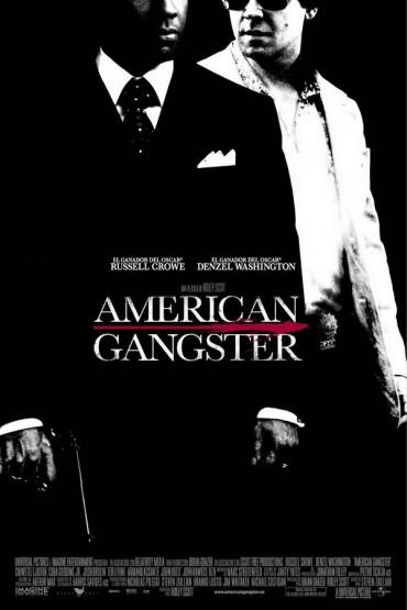 American Gangster Font