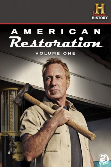 American Restoration Font