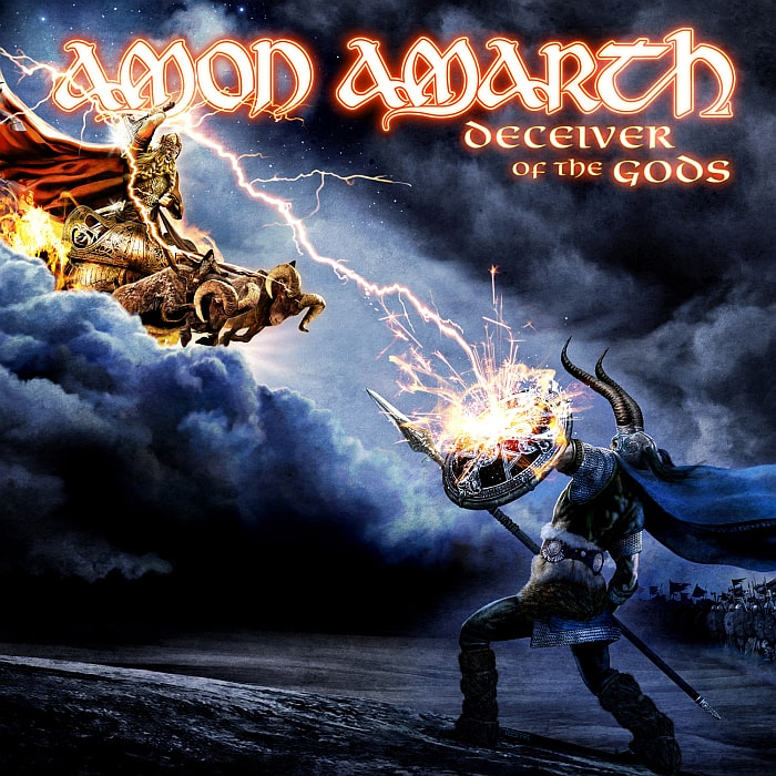Amon Amarth - Deceiver of the Gods-min