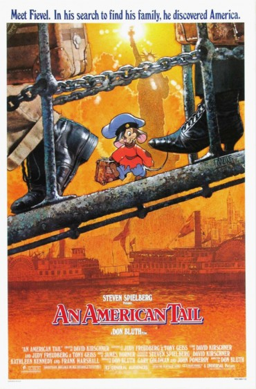 An American Tail Font