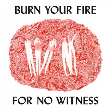 Burn Your Fire for No Witness Font