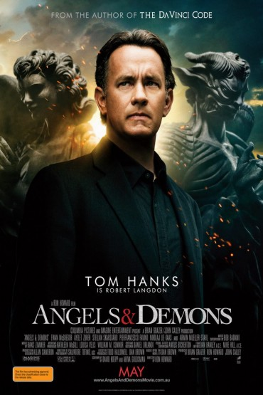 Angels & Demons Font