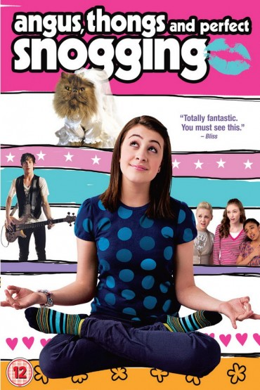 Angus, Thongs and Perfect Snogging Font