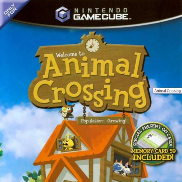 Animal Crossing Font