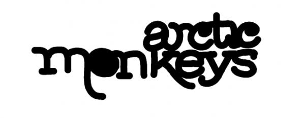 Arctic Monkeys Logo Font