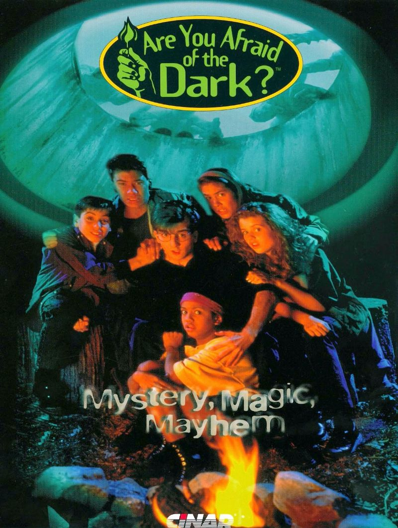 Are You Afraid of the Dark tv