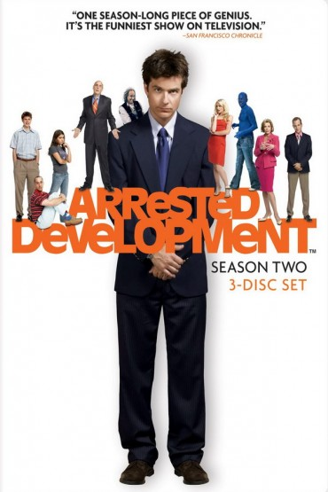 Arrested Development Font