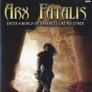 Arx Fatalis Font