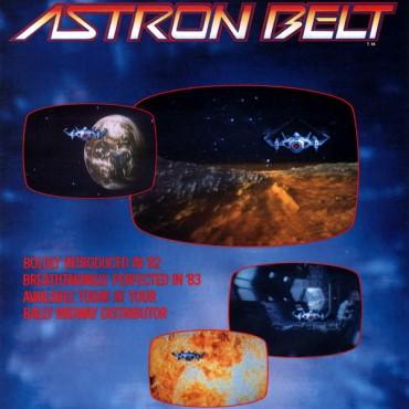 Astron Belt Font