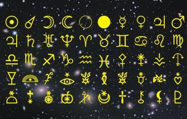 Astronomical Font