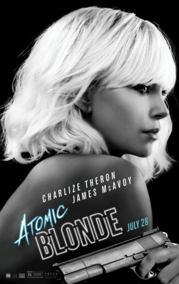 Atomic Blonde Font
