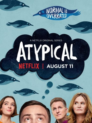Atypical  (TV Show) Font