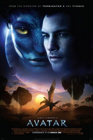 Avatar-Schriftart