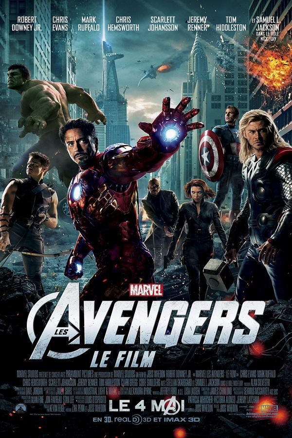 Avengers Font and Avengers Logo