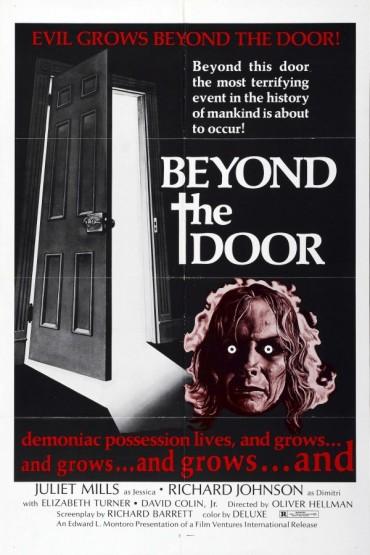 Beyond the Door Font