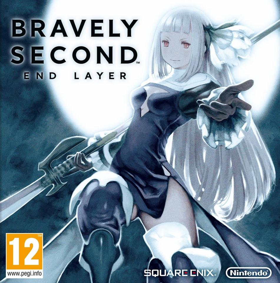 BRAVELY SECOND FONT