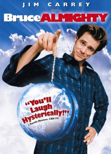 Bruce Almighty (film) Font