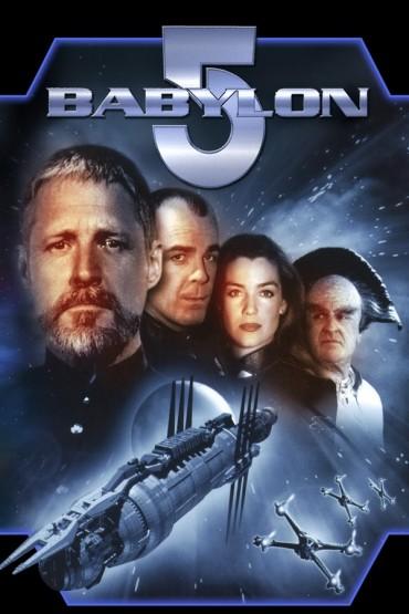 Babylon 5 Font