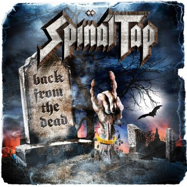 Spinal Tap Font