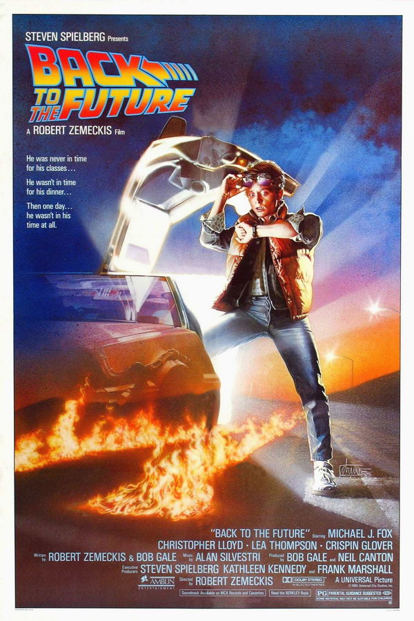 what is back to the future about