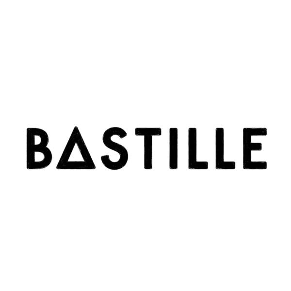 Bastille Logo Font
