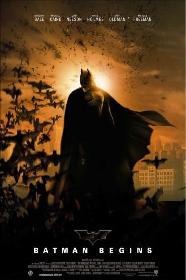 Batman Begins Font