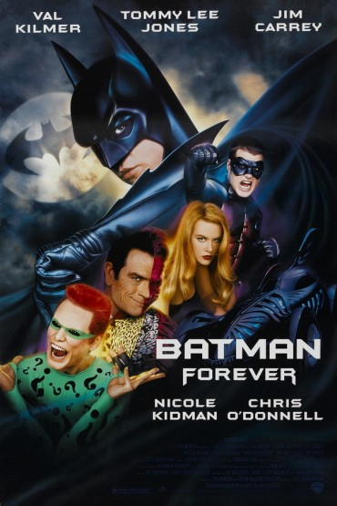 Batman-Schriftart