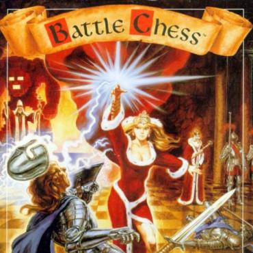 Battle Chess Font