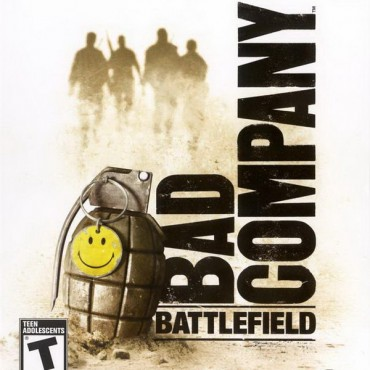 Bad Company Font