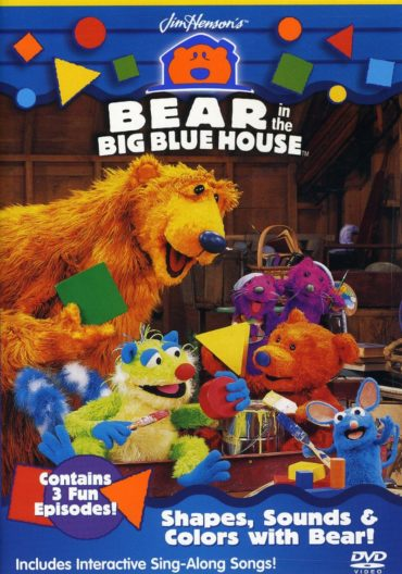 Bear in the Big Blue House Font