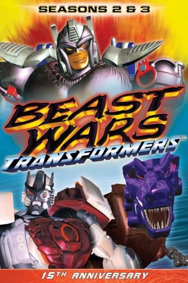 Beast Wars Font