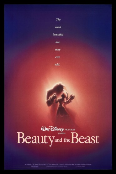 Beauty and the Beast Font