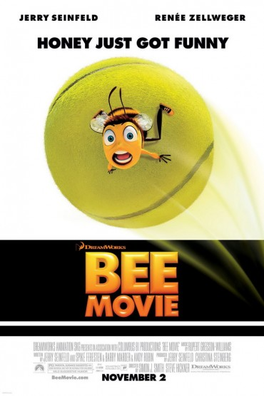 Bee Movie Font
