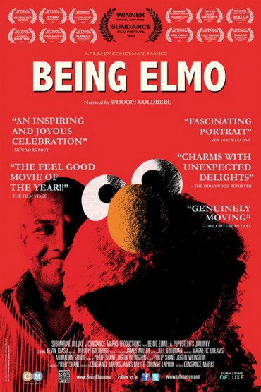 Being Elmo Font