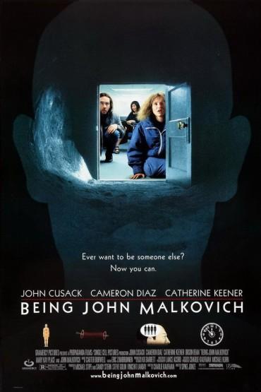 Being John Malkovich Font