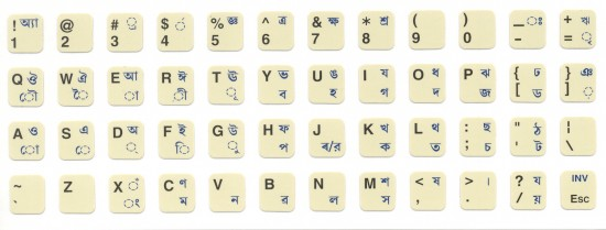Bengali Keyboard, Bengali Fonts and How to Type