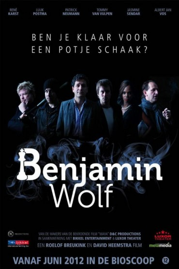 Benjamin Wolf Font