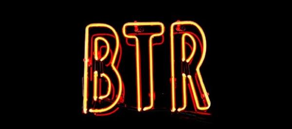 Big Time Rush Logo Font