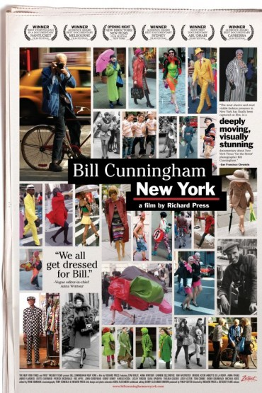 Bill Cunningham New York Font