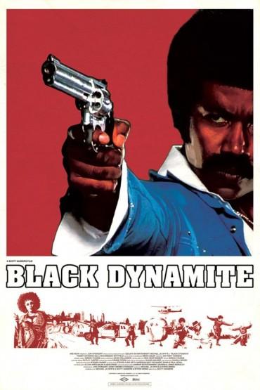 Black Dynamite Font