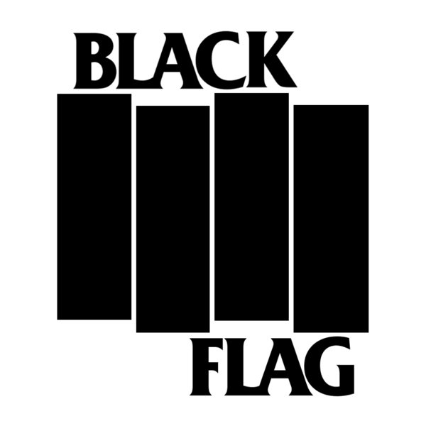 Black Flag Font And Black Flag Logo