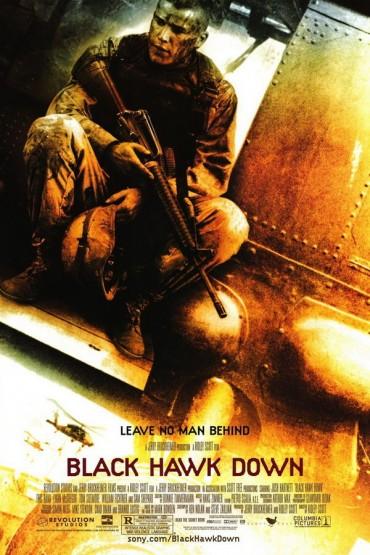 Black Hawk Down Font